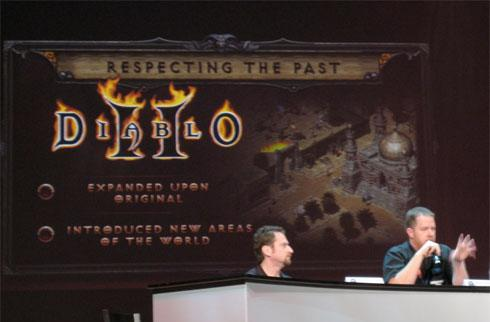 WWI08: Lore and art in Diablo 3