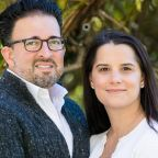 'Welcoming the chaos' — what the coronavirus quarantine taught this C-suite couple about leadership and work-life balance