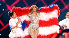 J.Lo used Super Bowl performance to make a statement about Latinos: 'We're proud Americans, too'