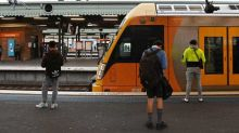 City train passengers on alert after commuter tests positive for coronavirus