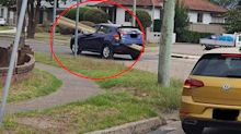 Police take subtle swipe at driver snapped in 'accident waiting to happen'