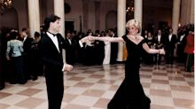Princess Diana's Travolta dress sells for £264,0000