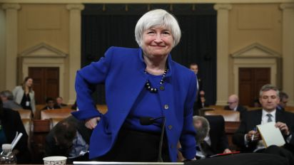 Janet Yellen's farewell tour