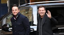 Ant and Dec earned over £12,000 per day last year despite Ant's stint in rehab