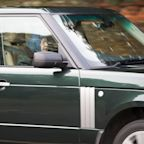 Queen spotted driving on her Sandringham estate (with her seatbelt on)