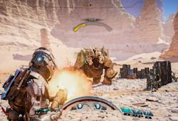 My late, reluctant trip to 'Mass Effect Andromeda'
