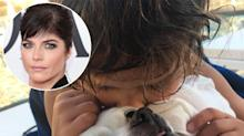 Selma Blair's dog dies after 'terrible accident': 'Our hearts are broken'