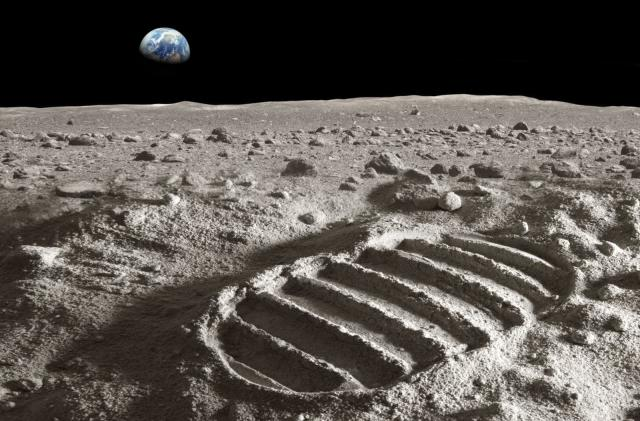 Newly-discovered lunar cave would be great for a moon base