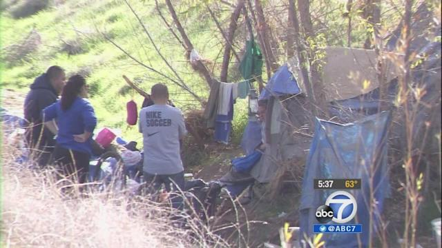 Riverside County counting homeless veterans