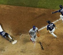 How the World Series shifted toward the Rays on one panic-driven Dodgers bungle