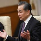 China's top diplomat calls for U.S. restraint on trade, Iran