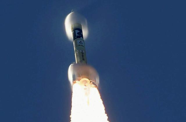 UAE successfully launches its Hope Probe on a mission to Mars