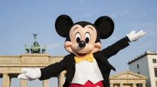 Mickey Mouse - Star der Berlin Fashion Week