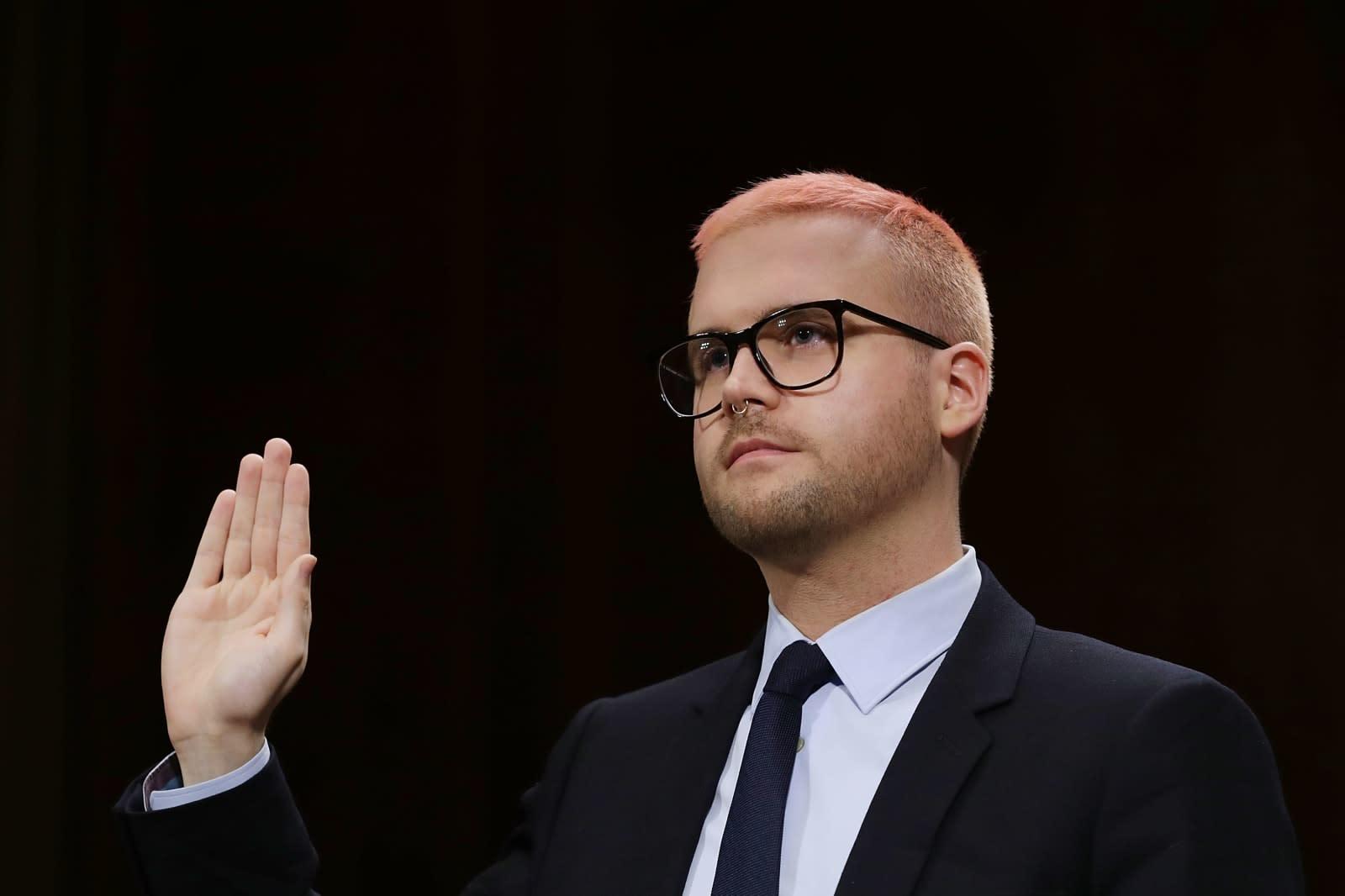 Cambridge Analytica Whistleblower Christopher Wylie Testifies To Senate Judiciary Committee On Cambridge Analytica And Data Priv