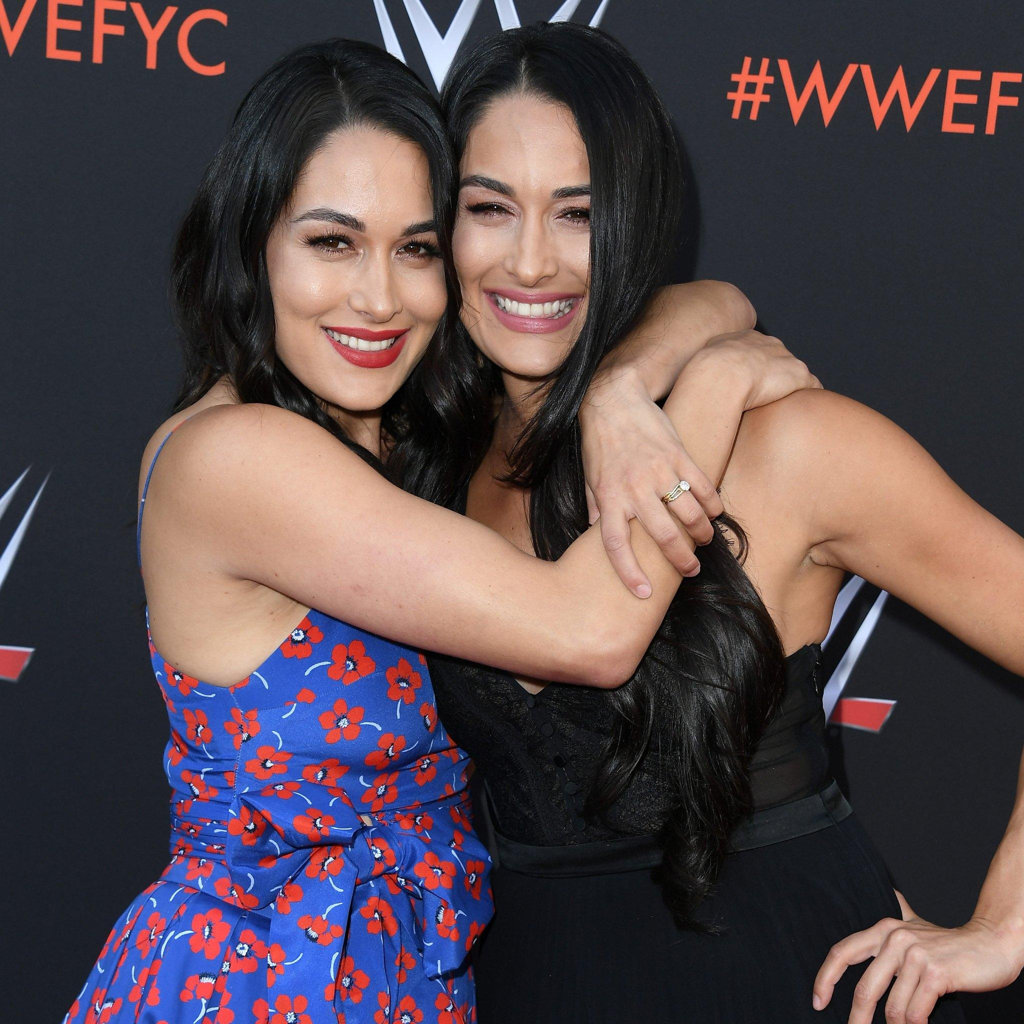 Are Nikki Bella and John Cena Back Together? Not According to Her ...
