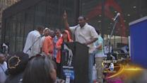 Trayvon Martin rallies held in 100 cities to call for 'Justice for Trayvon' 1 week after George Zimmerman verdict