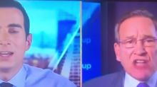 Rick Santelli Blows Up At Andrew Ross Sorkin Over What Places Are Safer From COVID-19