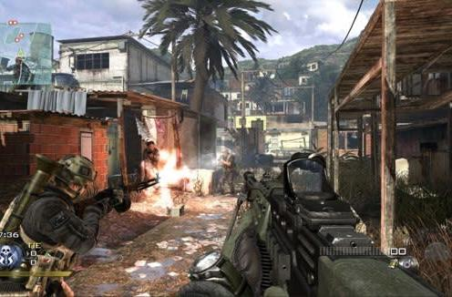 Report: Modern Warfare 2 was the most pirated game of 2009