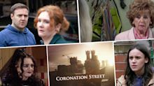 Next week on 'Coronation Street': Sharon returns, Tyrone's big mistake revealed, plus Faye's future decided (spoilers)