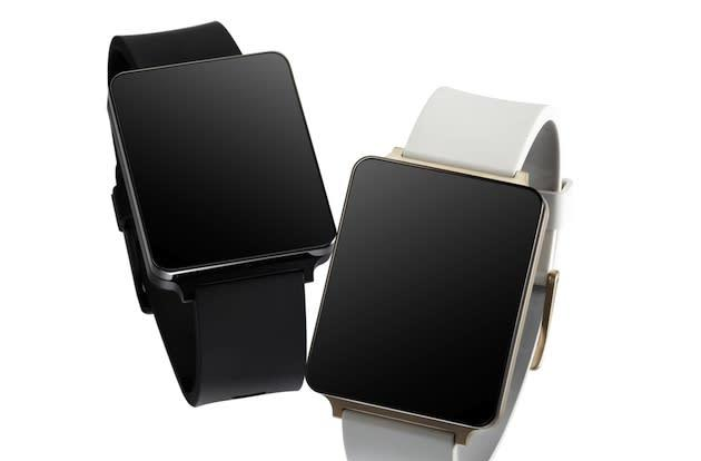 G Watch promo video gives us another peek at LG's Android-powered wristwear