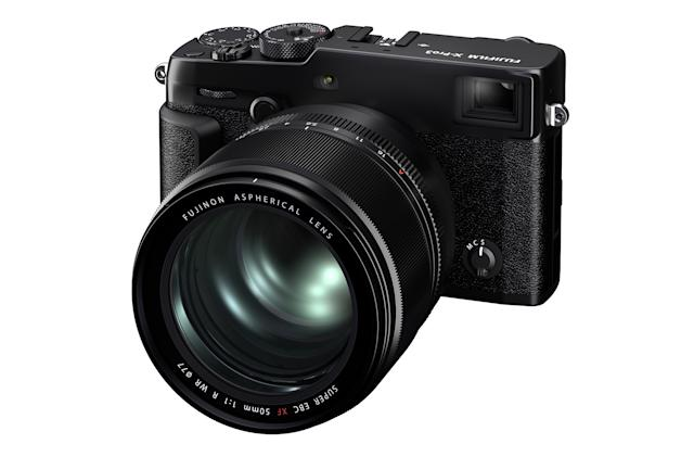 Fujifilm's insanely fast f/1.0 lens is the first with autofocus