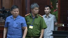 Vietnamese court finds Australian guilty of terrorism