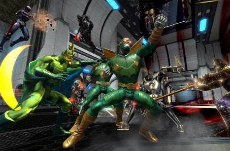 DC Universe Online adding League Halls this summer