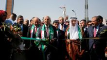 Saudi oil minister makes high profile visit to Iraq, calls for oil supply cooperation