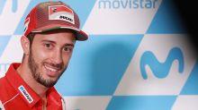 MotoGP Aragon: Dovizioso tops FP1 as Ducatis sweep 1-2-3-4 places