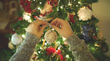 Have you been hanging Christmas tree lights wrong all along?
