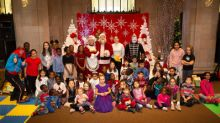 Holidays made brighter for 100 deserving kids