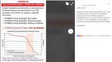#Verificamos: Não há evidências científicas de que falta de vitamina D cause mortes por Covid-19