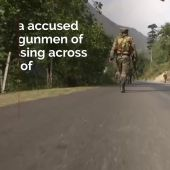 Tensions Rise Between Pakistan and India in Kashmir