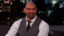 Dave Bautista Reveals His Adorable Hobby
