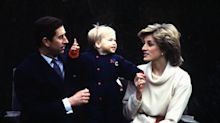 Prince William Said He Missed Princess Diana Even More After Becoming A Father