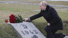 Putin dice que se opone a período ilimitado
