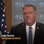 Pompeo wants Iran arms embargo extension vote at UN