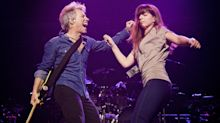Jon Bon Jovi Dances with Daughter Stephanie During Performance of Song He Wrote for Her
