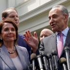 Pelosi Aims for a Budget Deal by the End of the Week