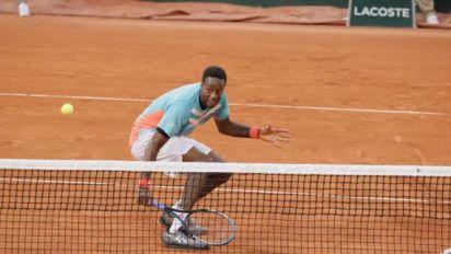 Roland-Garros (H) - Roland-Garros: Gaël Monfils, les chiffres de la disette post-confinement