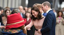 12 photos of Kate Dancing with Paddington Bear