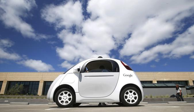 Google's self-driving cars don't crash as much as humans do