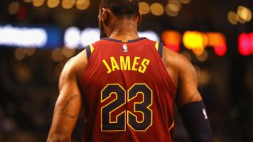 Hot item: LeBron jerseys selling for half price