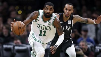 Report: Nets want to get Kyrie, keep DLo