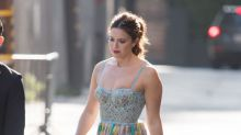 Get Mandy Moore's flapper party dress look to meet all of your summer soiree needs