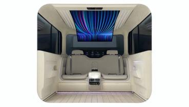 Hyundai與LG合作打造酷炫家電的概念座艙