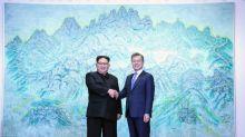 """Une """"nouvelle histoire"""" s'ouvre entre les deux Corées"""