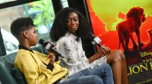 """Experiencing """"The Lion King"""" In VR Helped JD McCrary & Shahadi Wright Joseph Prepare For Their Roles"""