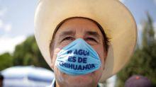 Disputa por agua con EEUU pone al presidente mexicano en la mira de la oposición