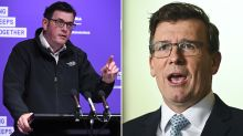 Daniel Andrews lashes federal minister over travel bubble bombshell